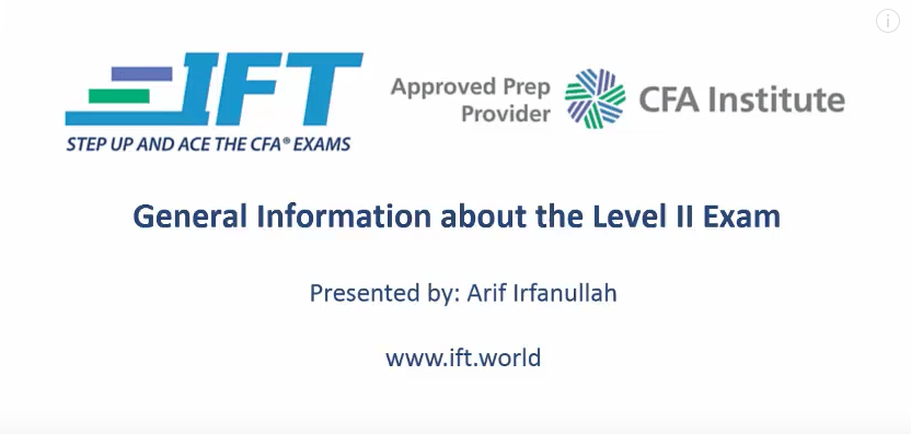 All About the 2017 Level II Exam