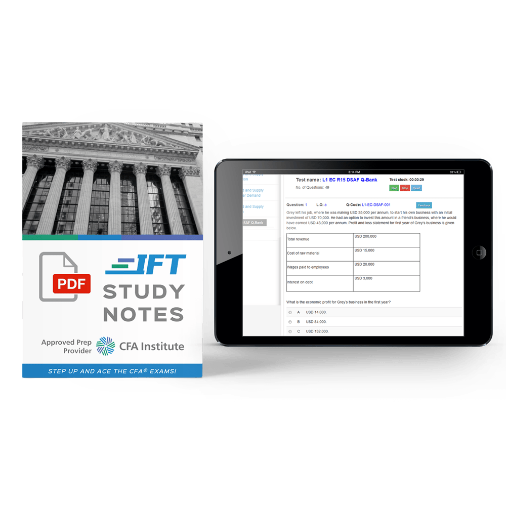 IFT Dec-20 Notes & Question Bank