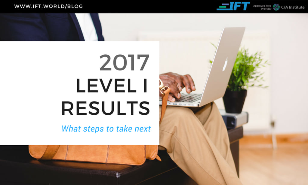 Incoming: Level I December 2017 Results