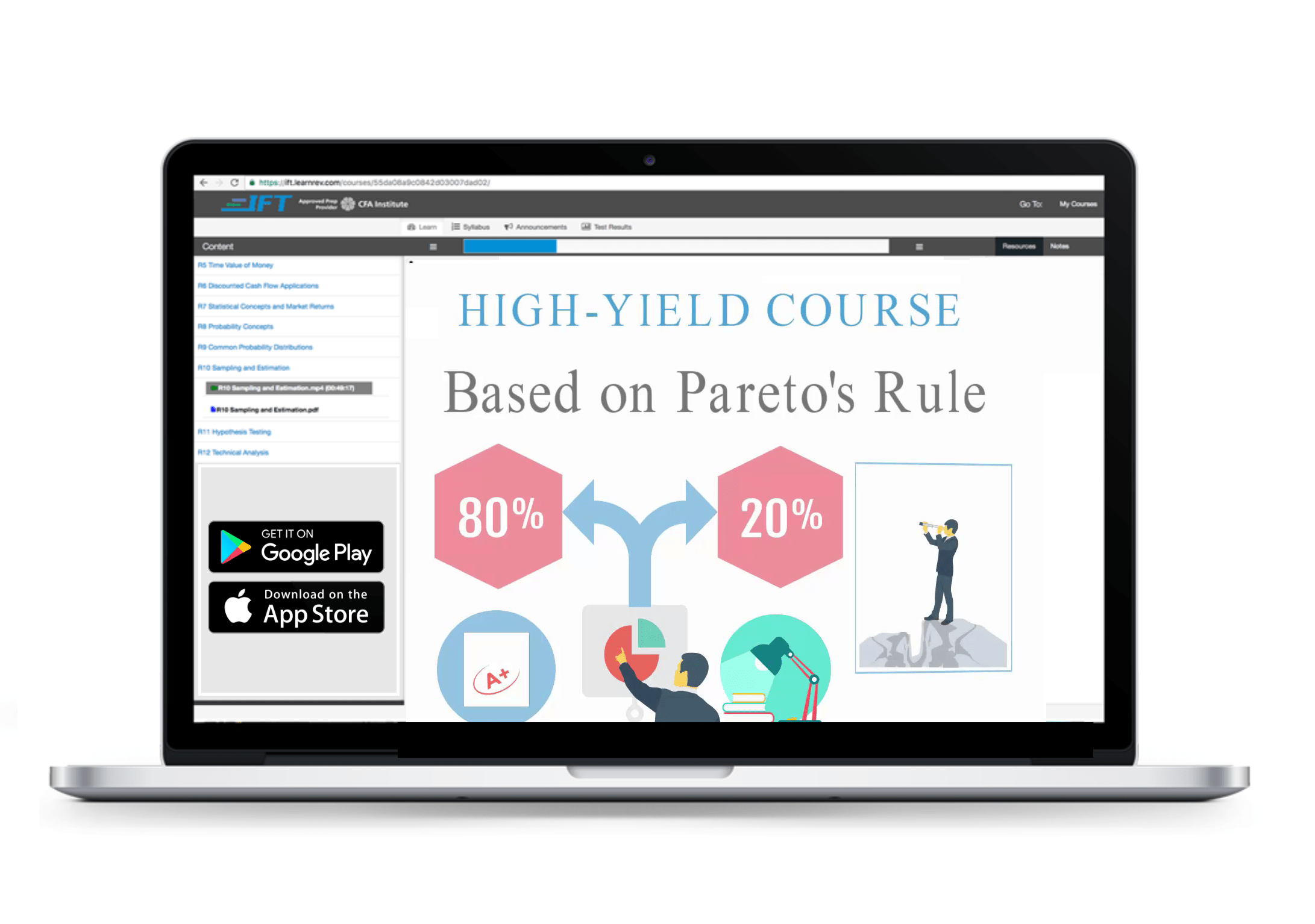 HIGH-YIELD Course | IFT World