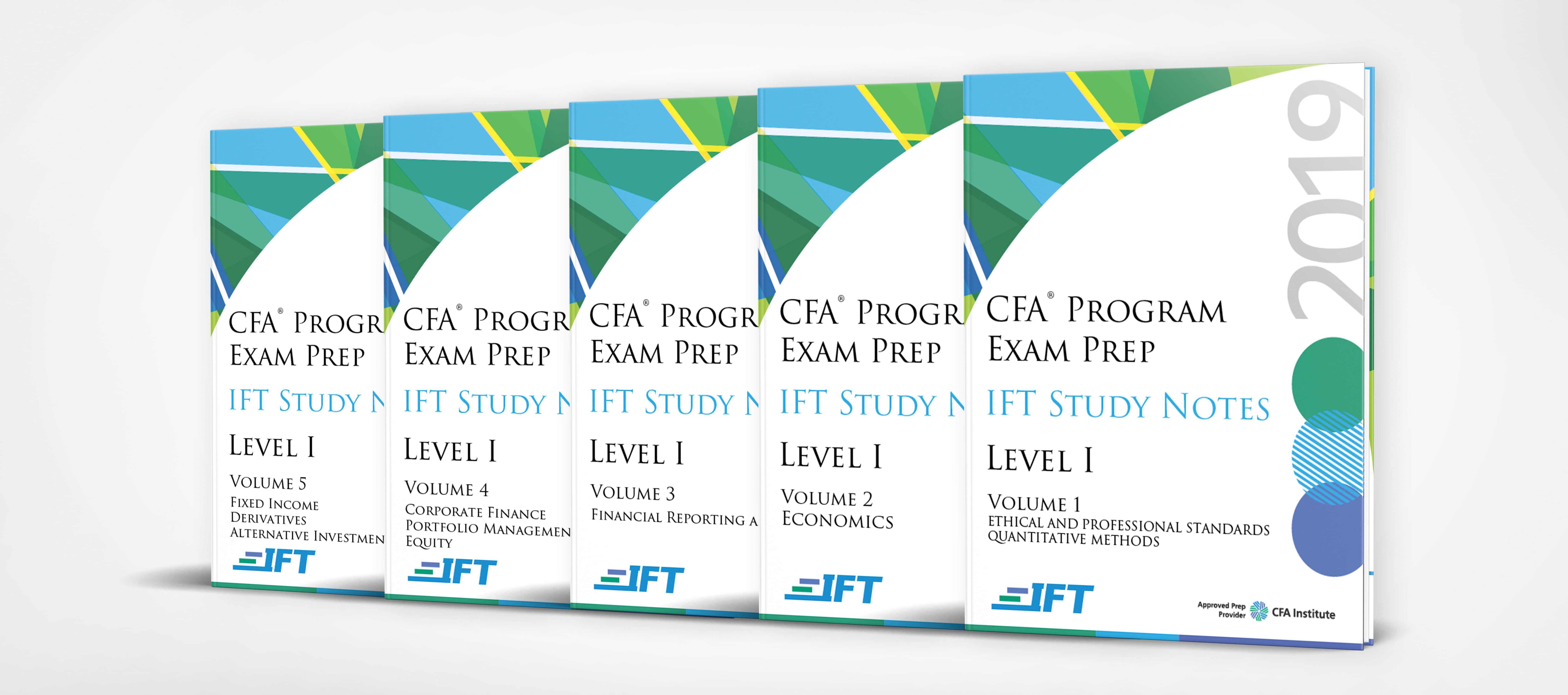 Level I June 2019 Study Notes – Print Edition | IFT World