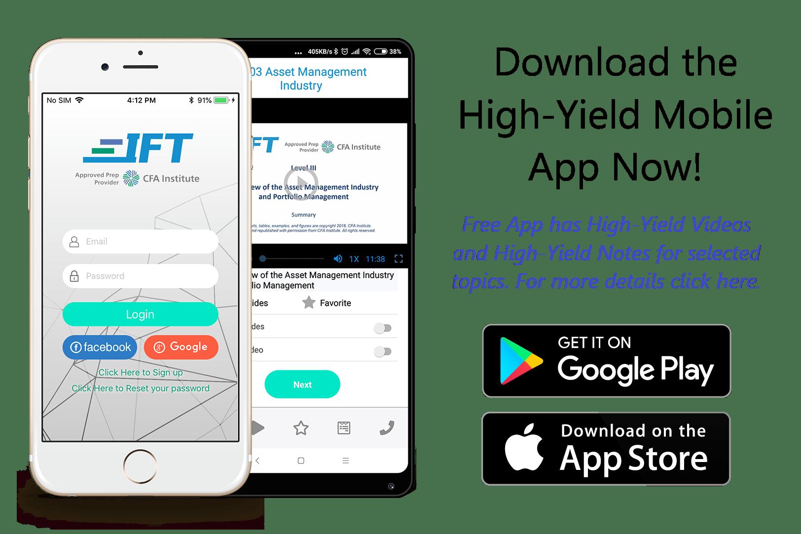 Level I | IFT World
