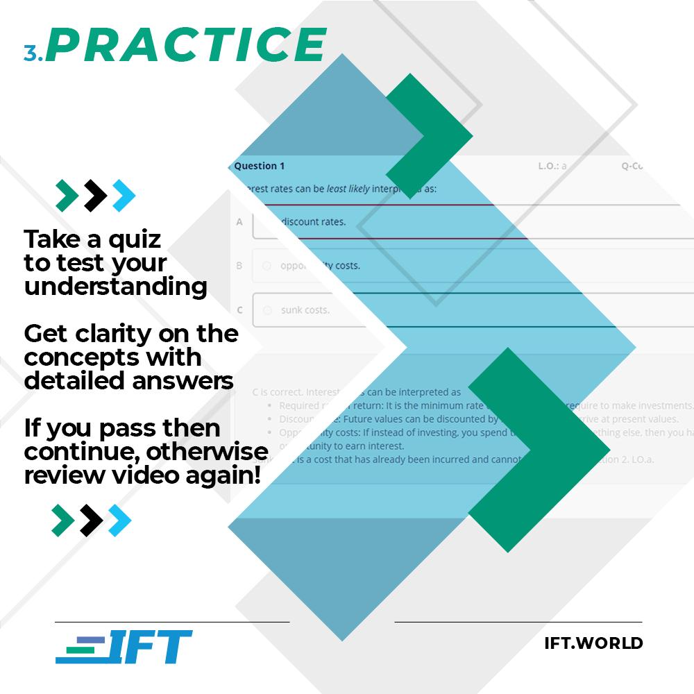 3. Practice